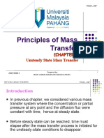 5. Chapter 4a Unsteady State Diffusion and Convective Mass Transfer.ppt