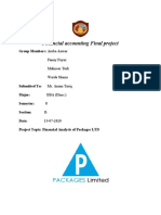financial accounting project (1)