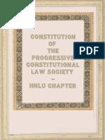 PCLS-HNLU Chapter