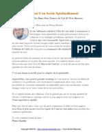 solution spirituel pdf