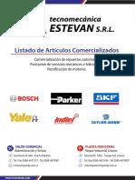 PRESENTACION TECNOMECANICA ESTEVAN S.R.L.