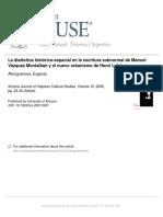 Afinoguénova, Eugenia - Dialéctica histórico-espacial en Vázquez Montalbán y Lefebvre.pdf