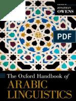 Jonathan Owens - Handbook of Arabic Linguistics.pdf