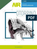 17. Manual de Otorrinolaringología
