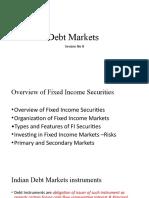 Session No 8 Debt Markets Introduction (2)