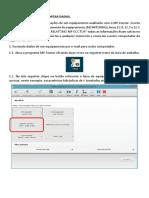 MPDoctor - Exportar Dados