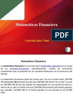 MAT. FINANCIERA
