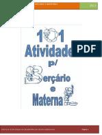 APOSTILA 101 ATIVIDADES PARA BERÇARIO E MAT ERNAL.docx