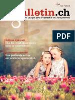 lebulletin.ch n° 114 printemps 2020