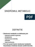3 Sindromul Metabolic