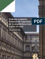 321 - ALEGRE CARVAJAL, E. y GÓMEZ LÓPEZ, C. - Órdenes y espacio sistemas de expresión de la arquitectura moderna (2016) .pdf