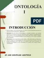 DEONTOLOGÍA I. power
