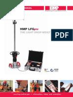 HMP-LFGpro manual