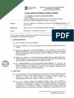 PLAN DE LA VIGILANCIA Y CONTROL DE LOS RESIDUOS SOLIDOS DEL AÑO 2020