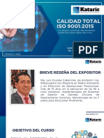 CALIDAD TOTAL ISO 9001_2015
