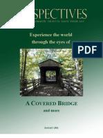 Perspectives Magazine - January 2011