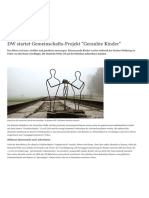 DW Startet Gemeinschafts-Projekt ″Gerau...Er″ - Aktuell Europa - DW - 01.09.2017