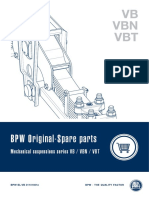 VB VBN VBT. BPW Original-Spare parts. Mechanical suspensions series VB _ VBN _ VBT. BPW-EL-VB 31141401e.pdf