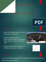 3Structures tridimenssinnelles métalliques