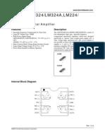 LM324N Datasheet