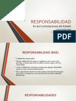 Responsabilidades en Las Contrataciones Del Estado 30032020