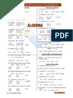 Ecuaciones-Cuadráticas - separata - 2019