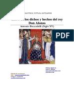 Panormita traducción castellano 1527