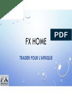 Présentation FX HOME Rev01