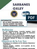 Ley Sarbanes Oxley