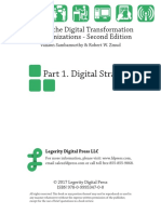 Guiding the Digital Transformation of Organizations. Part 1
