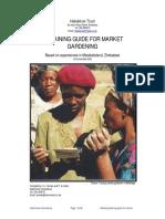 Market gardening  training manual 3rd revised draft