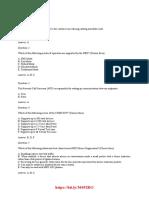 AI 100 Questions Practice Materials DumpsIT.com