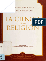 Paramahansa - Ciencia de La Religión.pdf