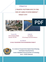 Transportation Engineering Project Report