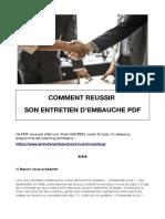 Comment-réussir-son-entretien-dembauche-PDF.pdf