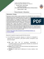 Primera Evaluacion - Hidrocarburos.docx
