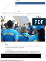 Welcome to FIFAcom News - France 2019 Volunteers Tasks - FIFAcom