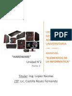 Unidad 2 parte 2 - Informatica