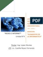 Unidad 4 - Informatica