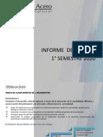 Informe de Gestión I Semestre 2020 (2)