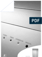 Electrolux Air Con Manual
