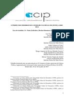 O prefil dos membros do CNJ 2005-2015 - ALACIP 2017.pdf