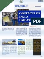 HOJA DE RECURSOS OBSTÁCULOS DE LA EMPATÍA II