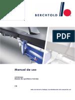 MESA BERTOLCHD OPERON D850