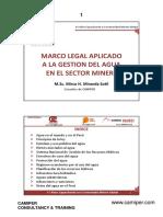 3_ marco legal aplicado a la gestión del agua CAMIPER
