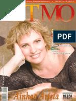 Revista Ritmo (mayo 2010). Crítica Suites Bach Violoncello Solo. Iagoba Fanlo