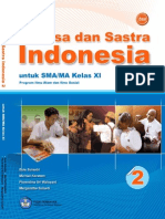 SMA-MA Kelas 11 - Bahasa Dan Sastra Indonesia