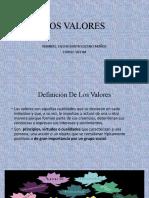 LOS VALORES EN CASA [Autoguardado].pptx