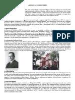 Proceso de Urbanización de Prado