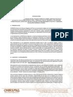 Convocatoria de Profesional o grupo consultor con formación en Ciencias Sociales